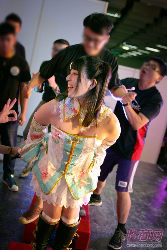 2015第四届台湾成人博览会现场精彩报道图片107