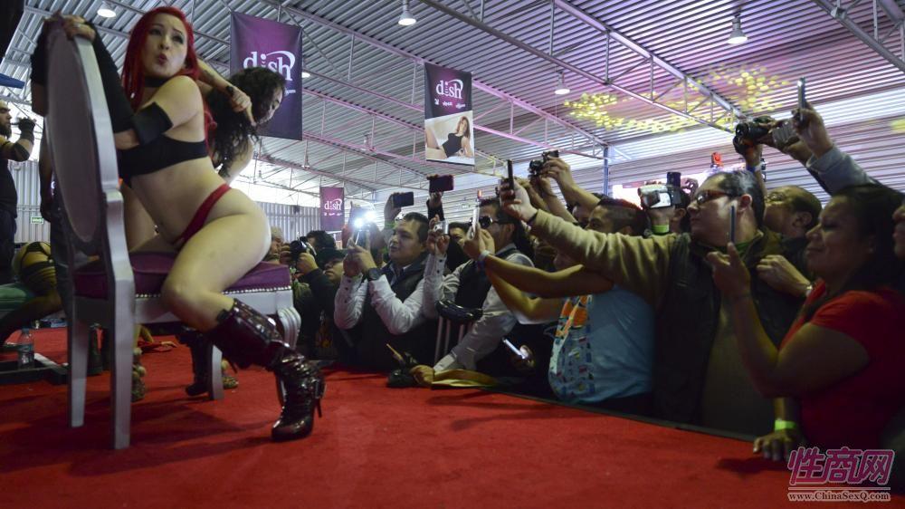 2016墨西哥成人展Exposexo现场报道(1)图片15