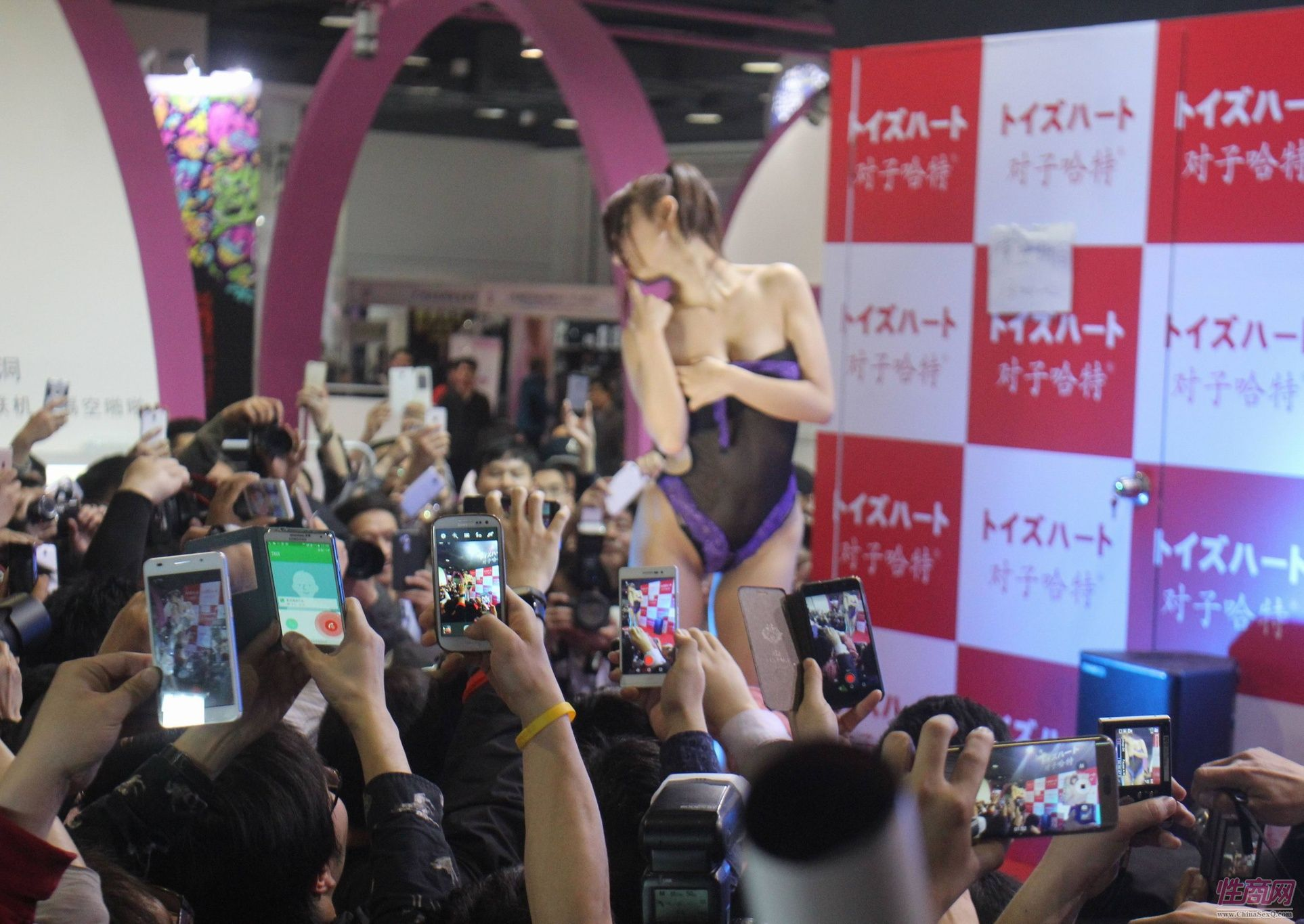 2016上海成人展现场图片报道―展会现场图片1