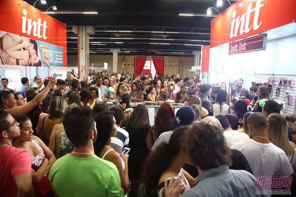 2016年巴西成人展现场报道――展会现场图片3