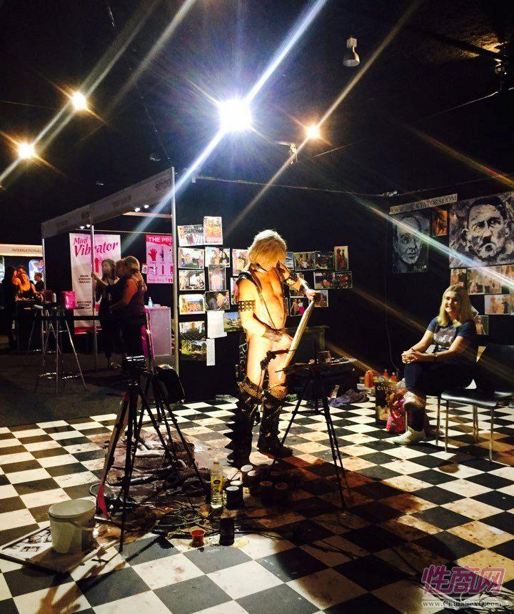 2016澳大利亚悉尼成人展毕加索人体油画图片1