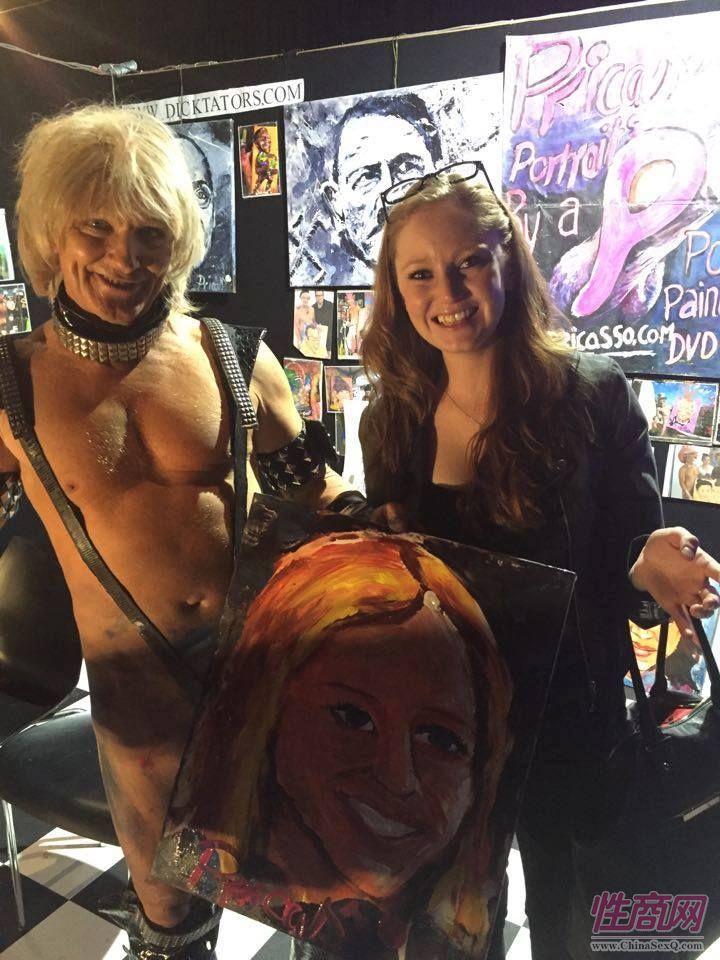 2016澳大利亚悉尼成人展毕加索人体油画图片3
