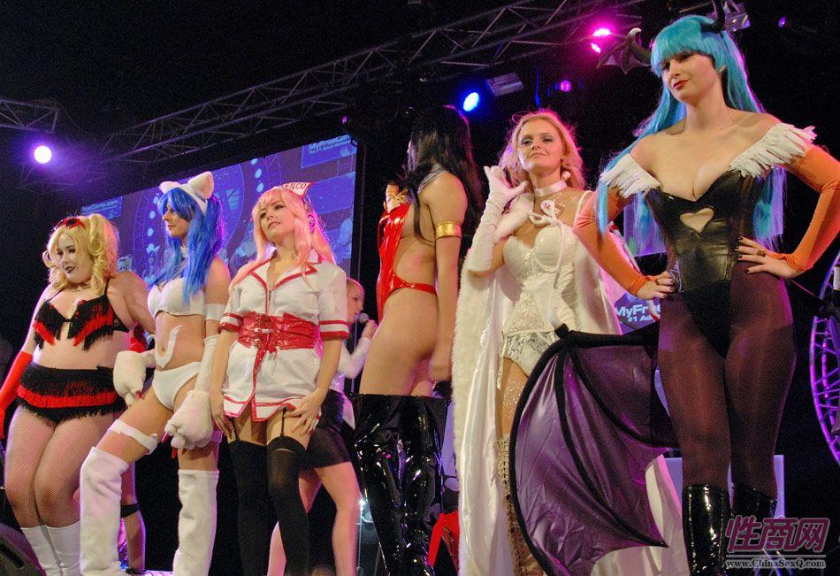 2016澳大利亚悉尼成人展―cosplay表演图片1