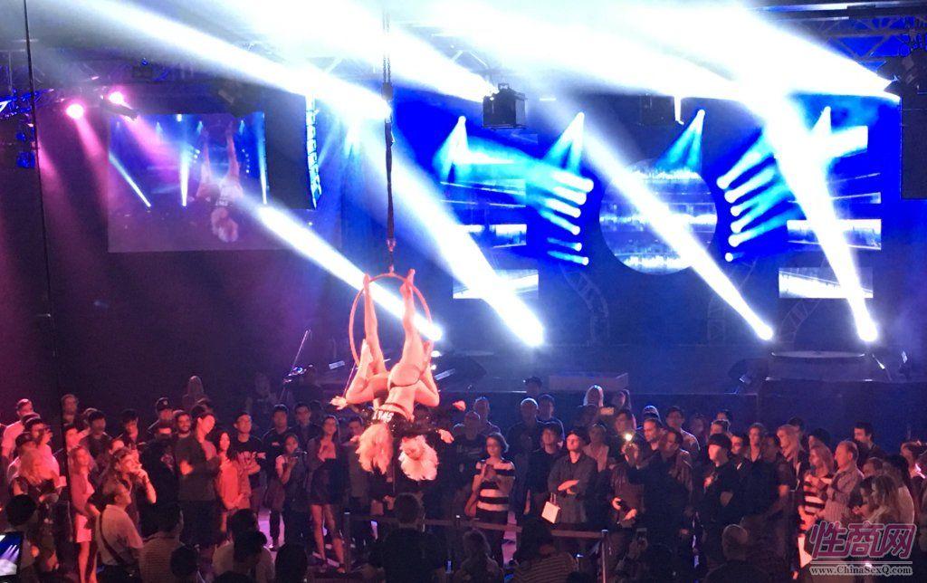 2016澳大利亚悉尼成人展―精彩舞台表演图片1