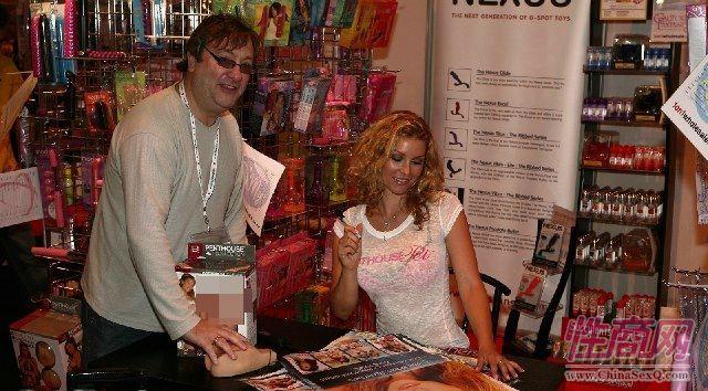 2007英国成人展ETOShow现场图片报道图片1