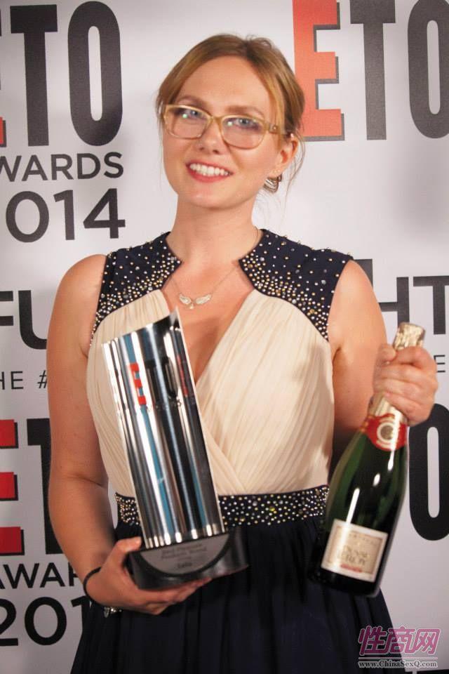 2014英国成人展ETOShow报道―颁奖典礼图片2