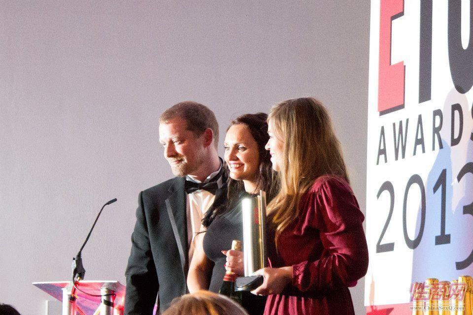 2013英国成人展ETOShow报道―颁奖典礼图片1