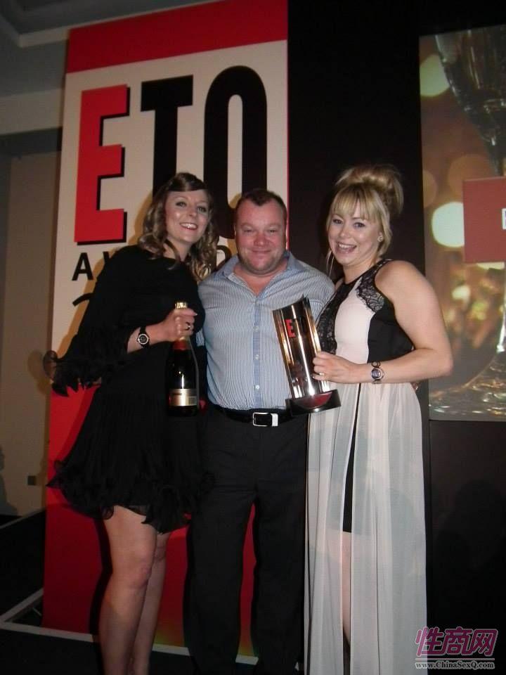2013英国成人展ETOShow报道―颁奖典礼图片3