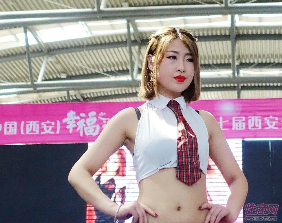 2016西安性博会现场报道―情趣内衣秀-1图片25