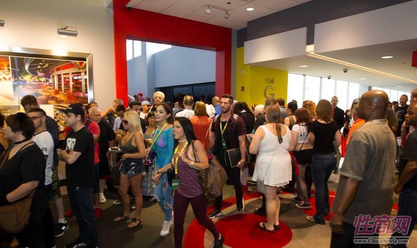 2016美国芝加哥成人展eXXXotica展会现场1图片2