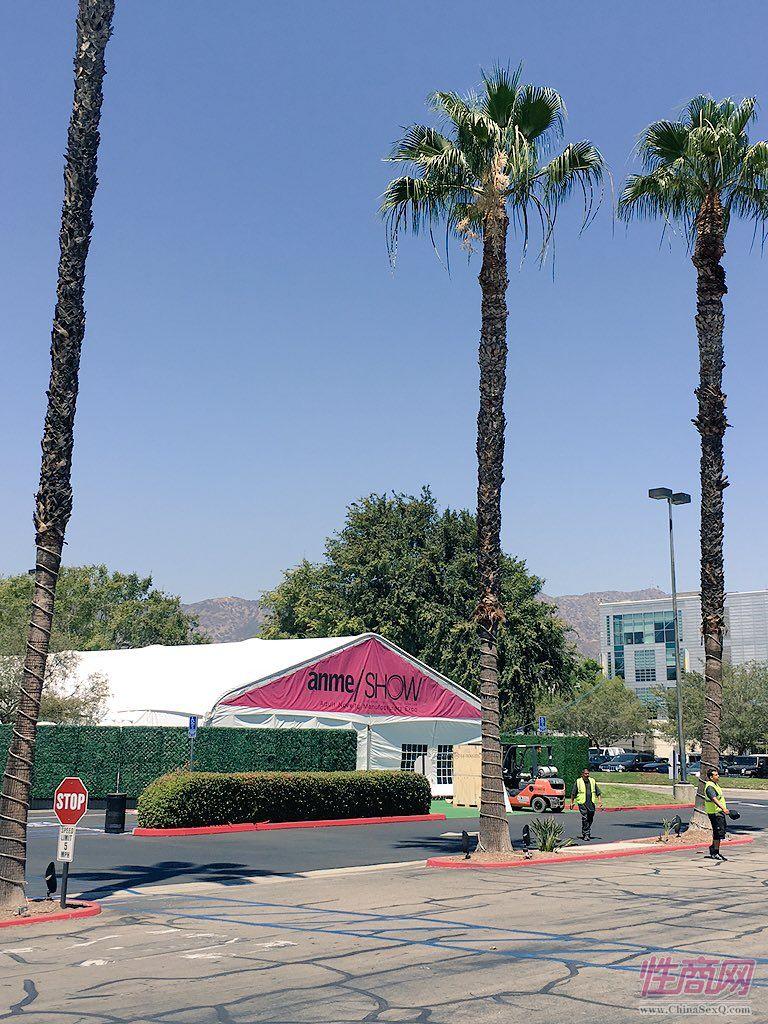 2016夏季美国洛杉矶成人展ANME第二天图片2