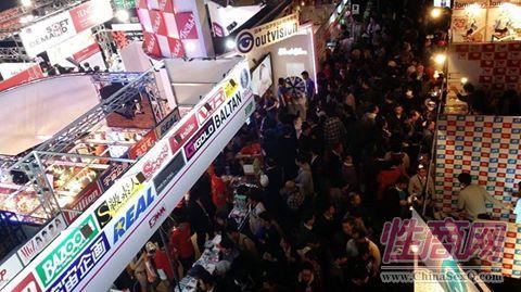 2014日本成人展JapanAdultExpo报道(3)图片11