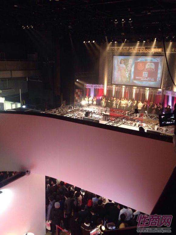 2014日本成人展JapanAdultExpo报道(3)图片34