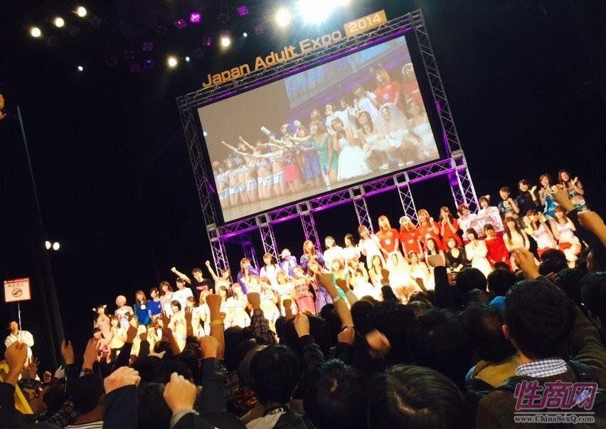 2014日本成人展JapanAdultExpo报道(1)图片1