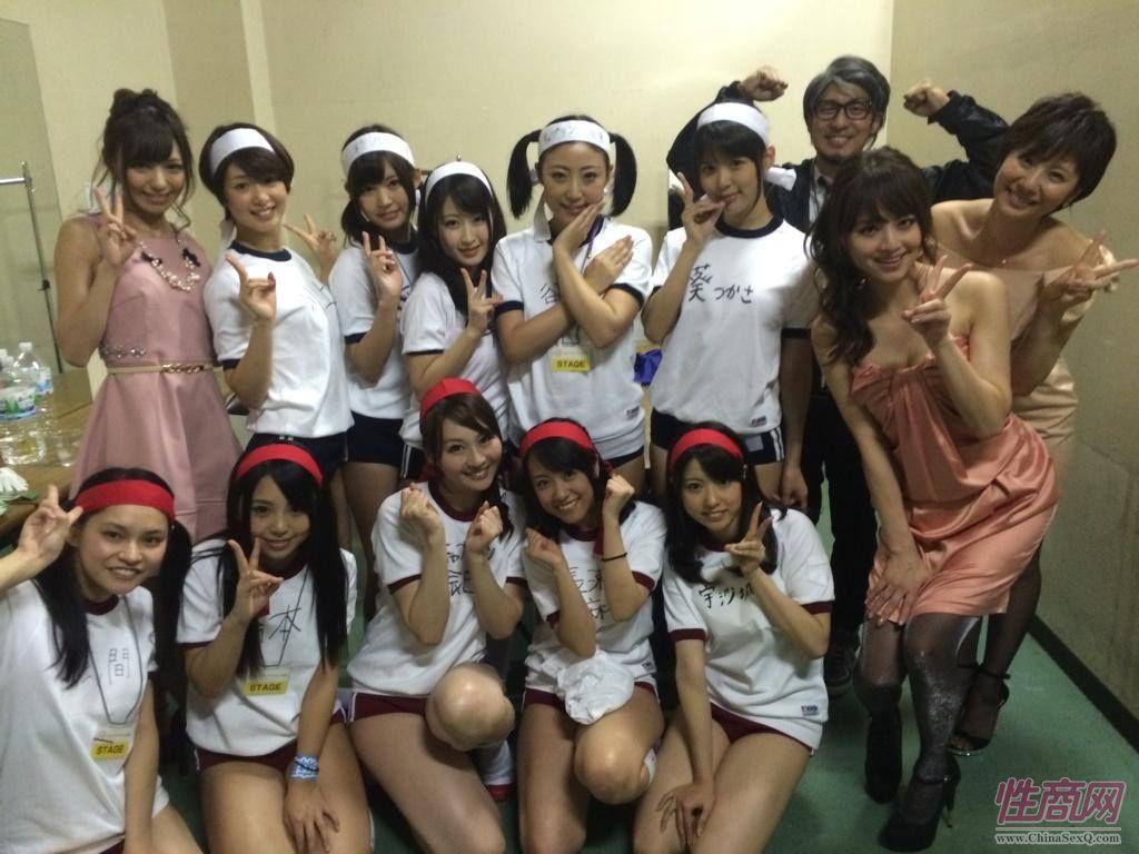 2014日本成人展JapanAdultExpo报道(1)图片8