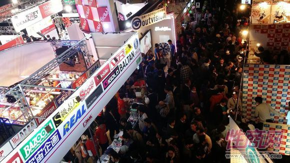 2014日本成人展JapanAdultExpo报道(1)图片24