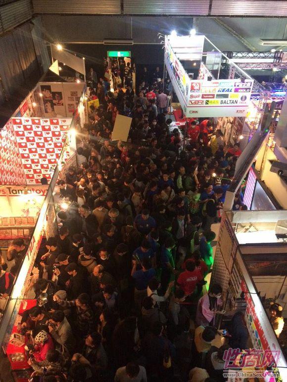 2014日本成人展JapanAdultExpo报道(1)图片36