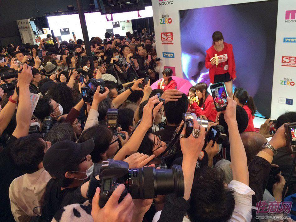 2015日本成人展JapanAdultExpo报道(2)图片3