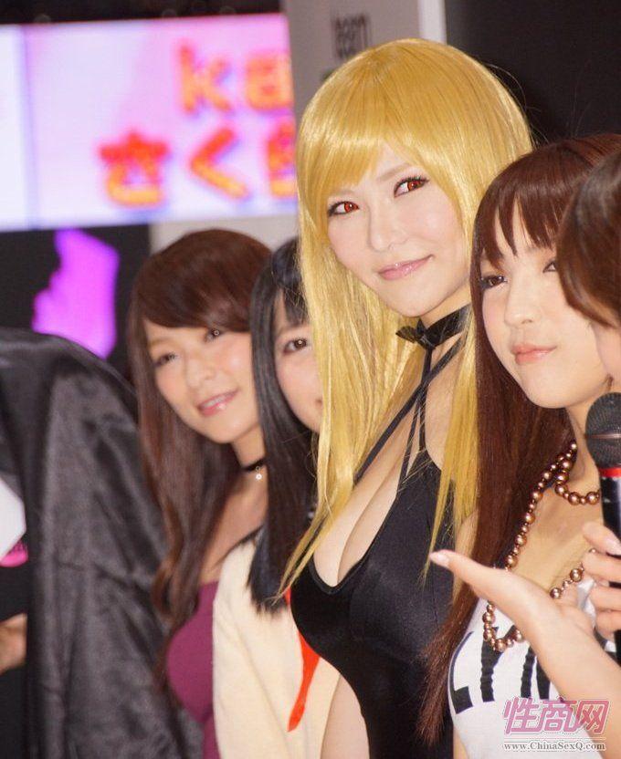 2015日本成人展JapanAdultExpo报道(2)图片6