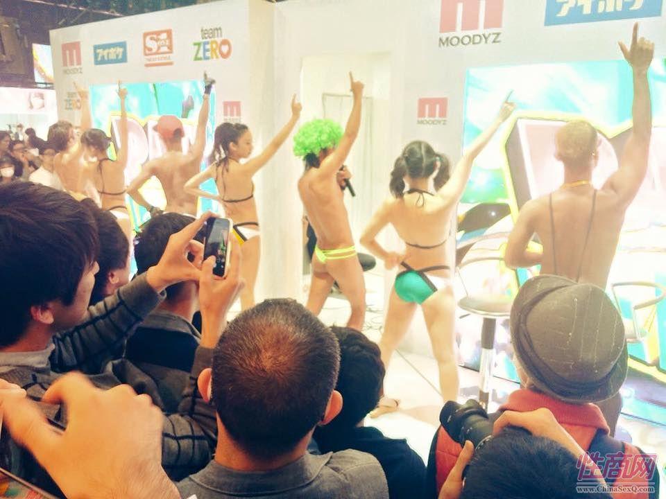 2015日本成人展JapanAdultExpo报道(2)图片14