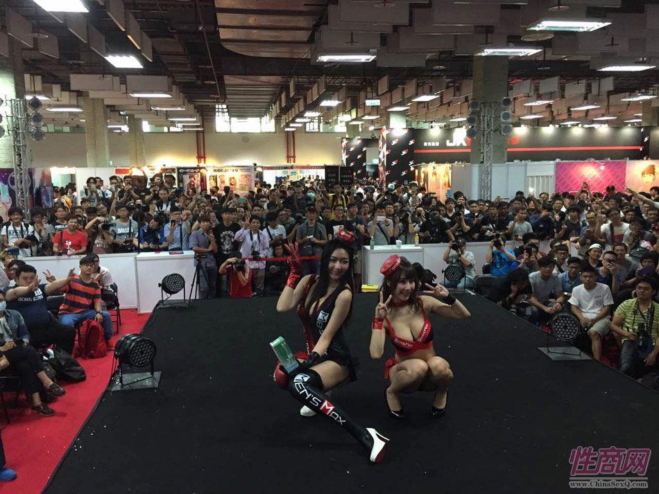 2016第五届台湾成人博览在台北世贸举行图片19
