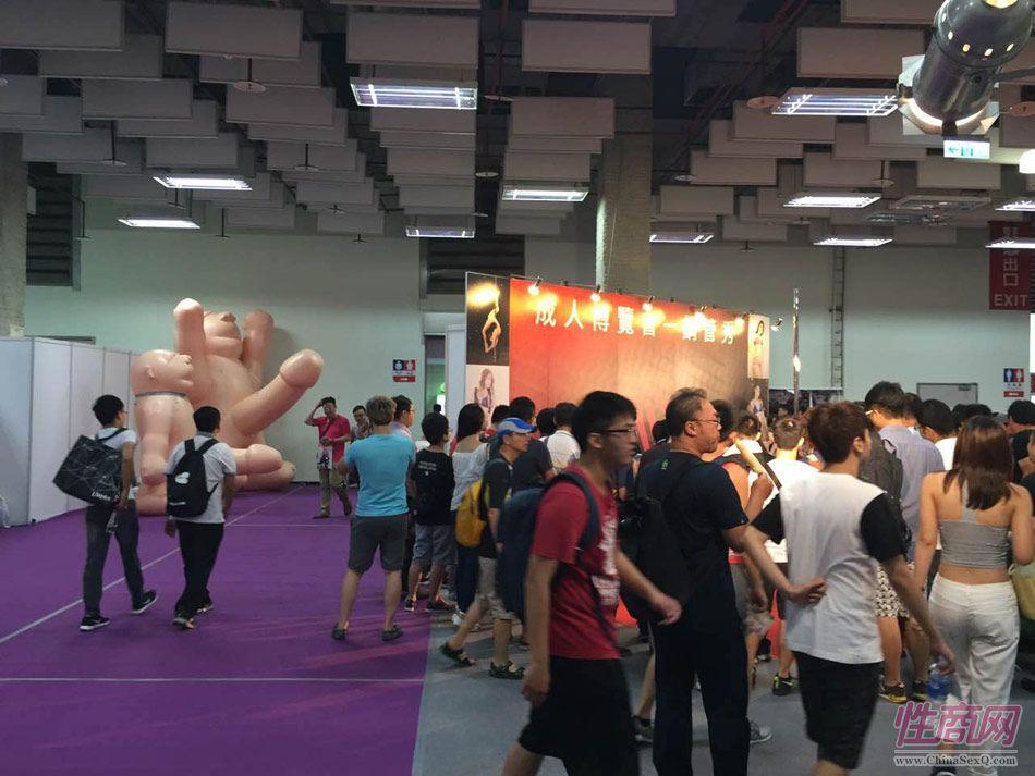 2016第五届台湾成人博览在台北世贸举行图片24