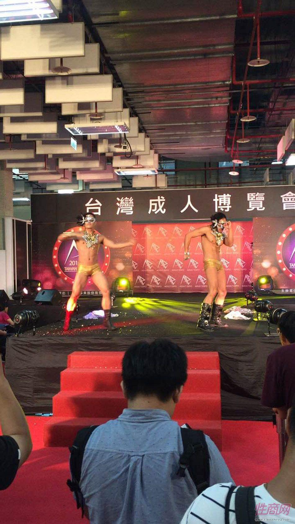 2016第五届台湾成人博览在台北世贸举行图片31