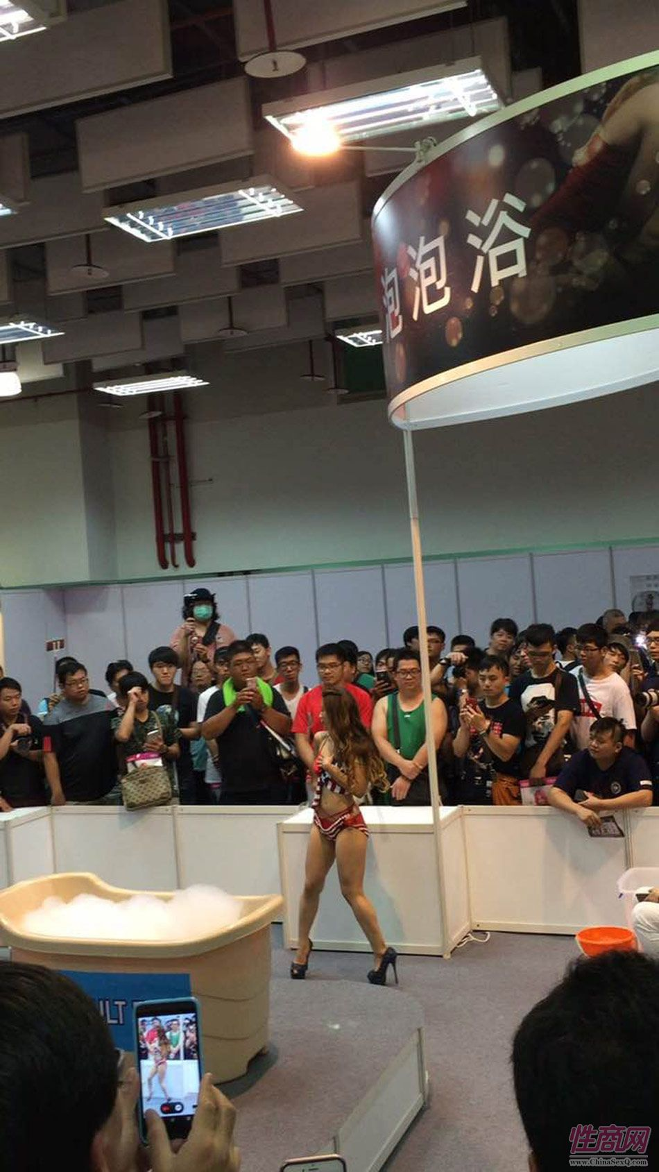 2016第五届台湾成人博览在台北世贸举行图片32