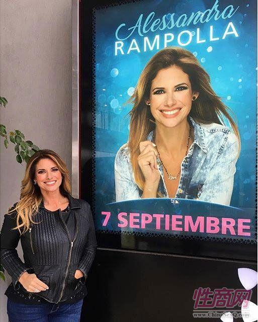 美女主播亚莉姗娜助阵2016阿根廷成人展图片2