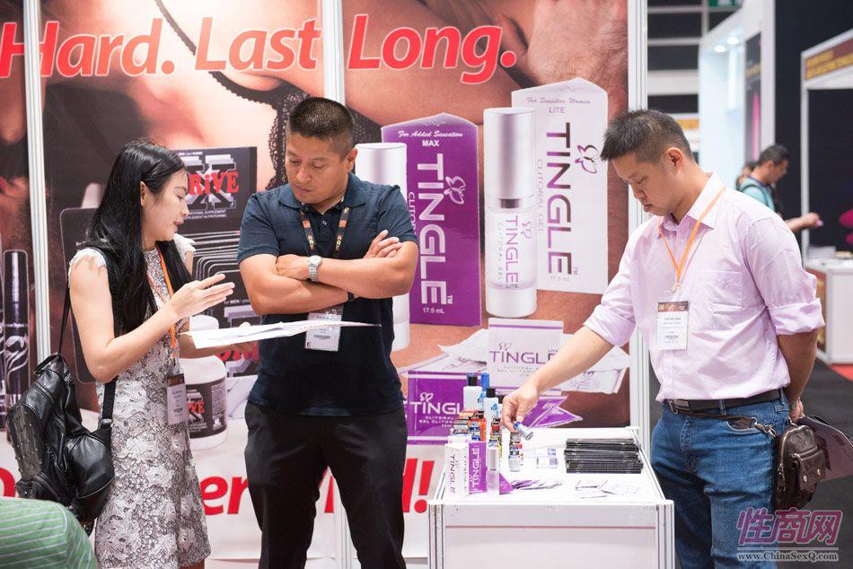 2016亚洲成人博览(香港)参展企业众多图片12
