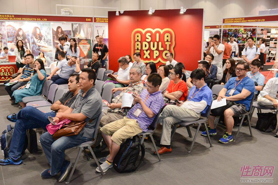2016亚洲成人博览(香港)参展企业众多图片25