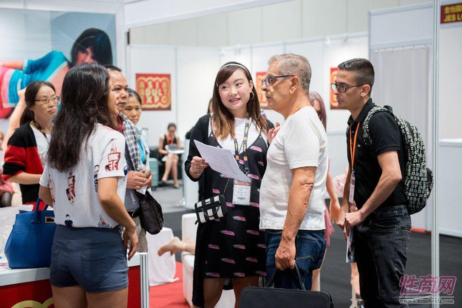 2016亚洲成人博览(香港)参展企业众多图片28