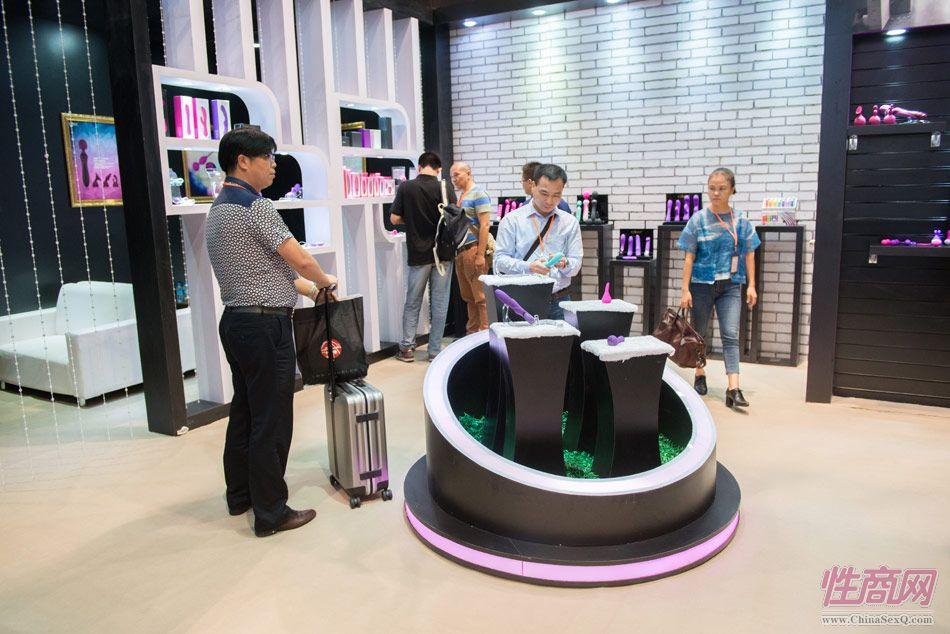 2016亚洲成人博览(香港)参展企业众多图片32