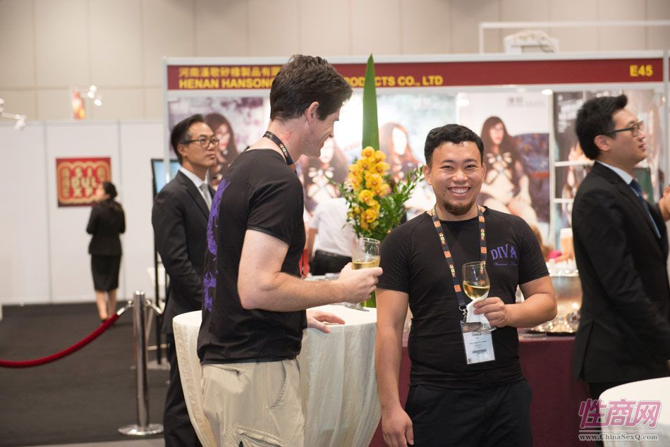 2016亚洲成人博览(香港)参展企业众多图片43