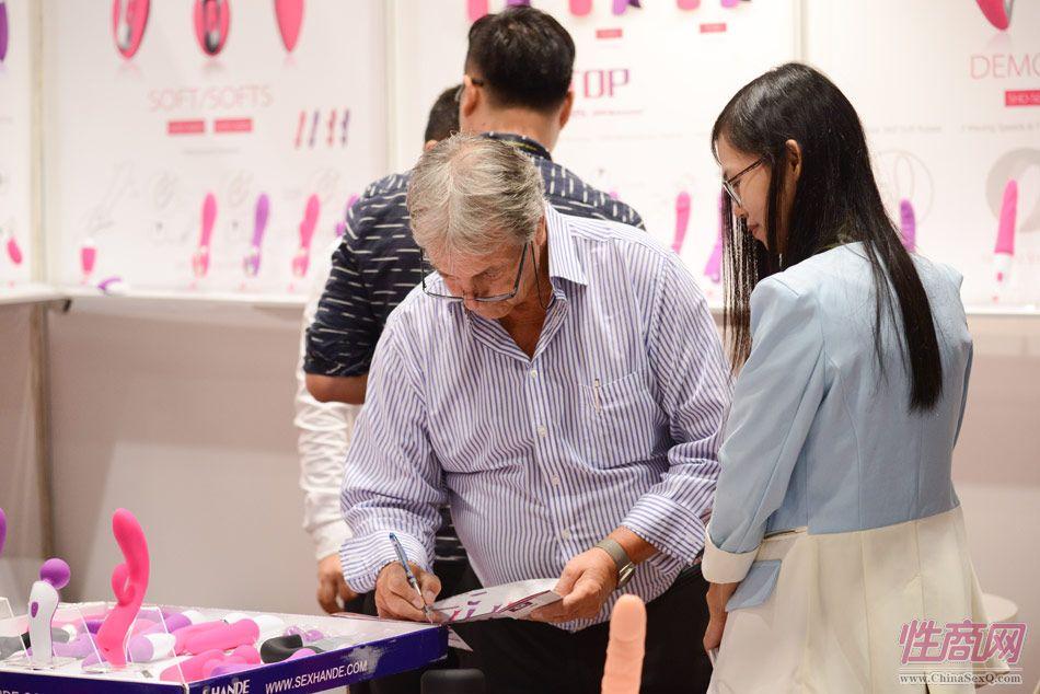 2016亚洲成人博览(香港)参展企业众多图片50