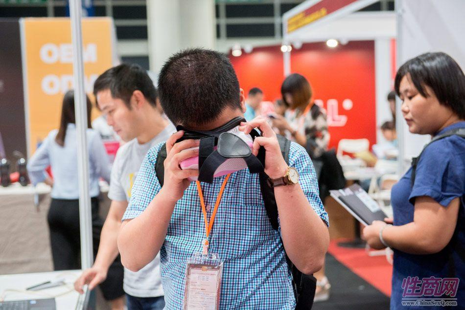 2016亚洲成人博览(香港)参展企业众多图片54
