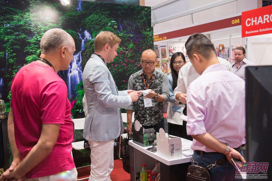 2016亚洲成人博览(香港)参展企业众多图片67