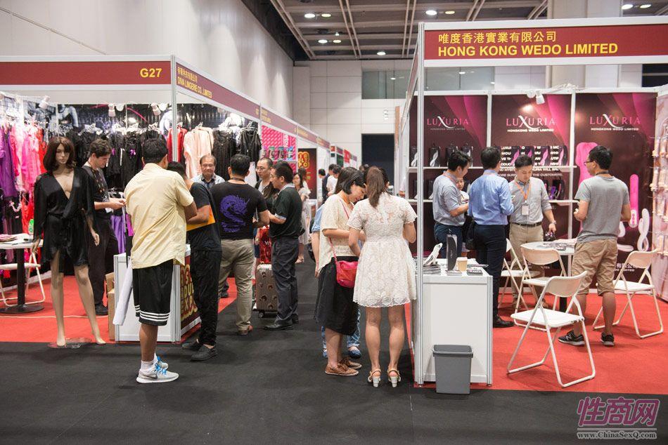 2016亚洲成人博览(香港)参展企业众多图片64