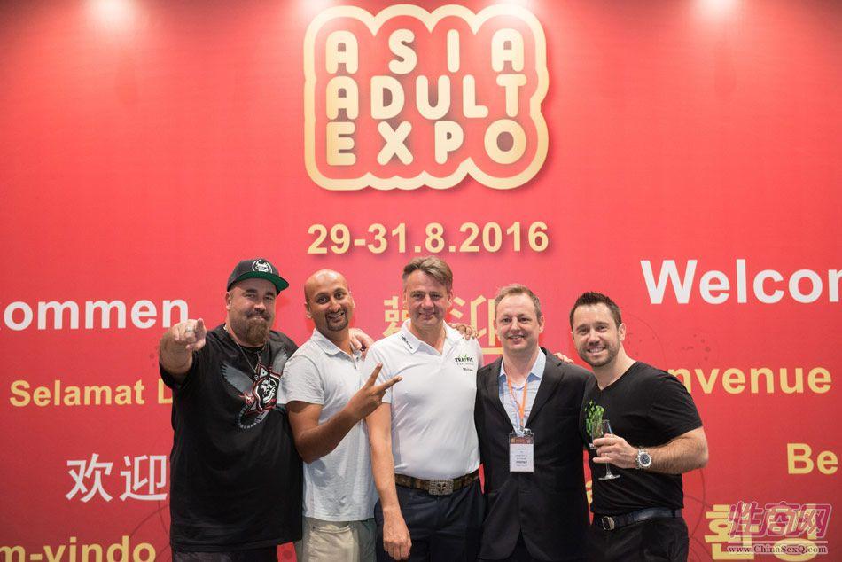 2016亚洲成人博览AAE(香港)颁奖典礼图片9