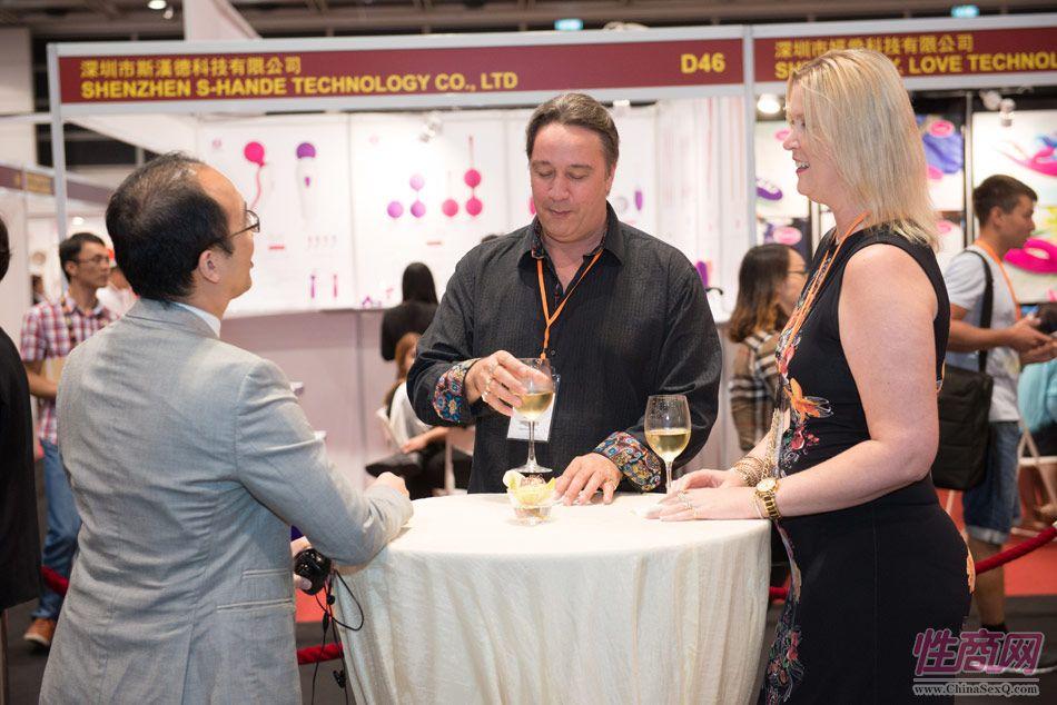 2016亚洲成人博览AAE(香港)颁奖典礼图片15