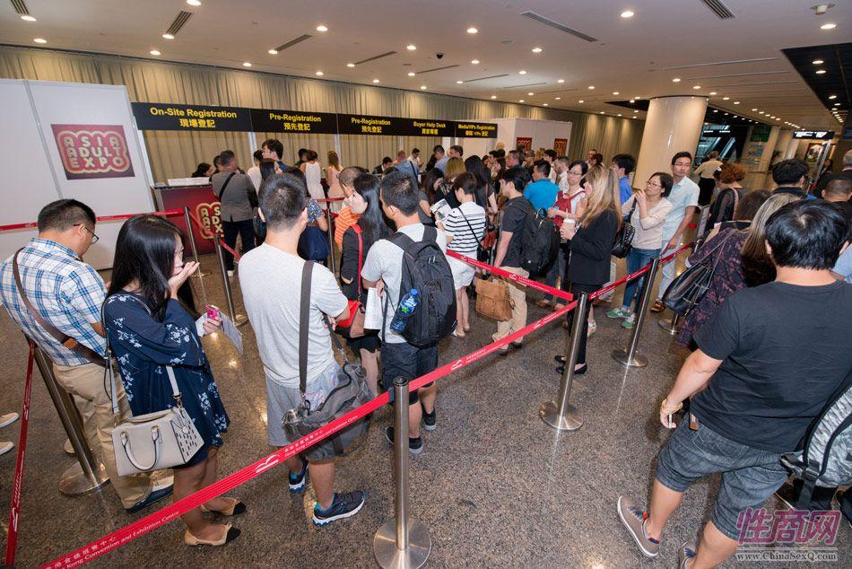 2016亚洲成人博览AAE(香港)现场随拍图片2