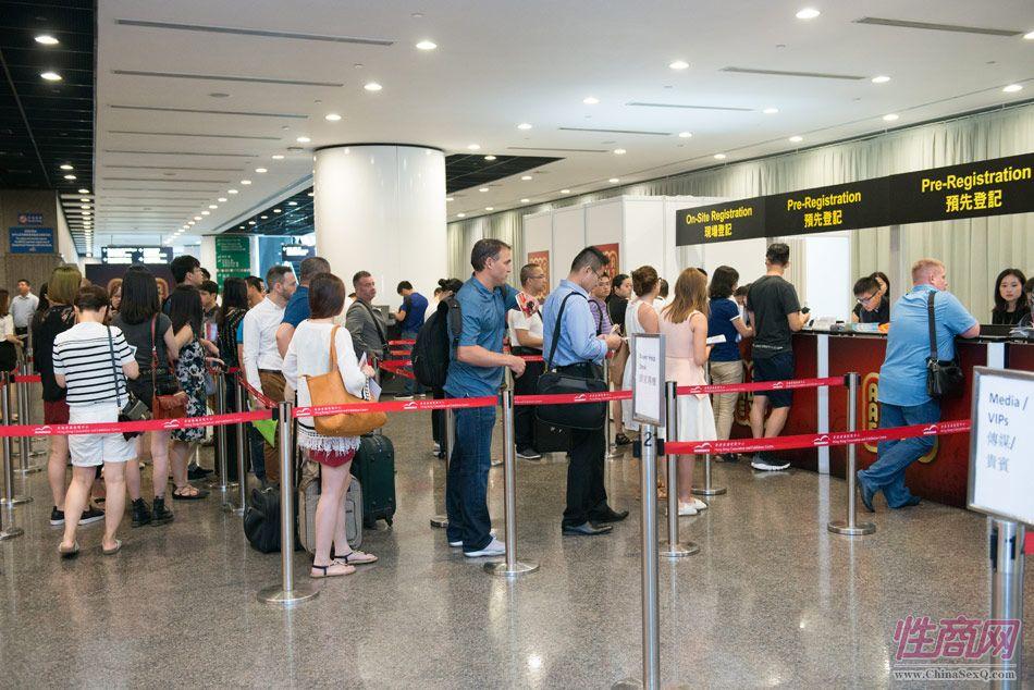 2016亚洲成人博览AAE(香港)现场随拍图片4