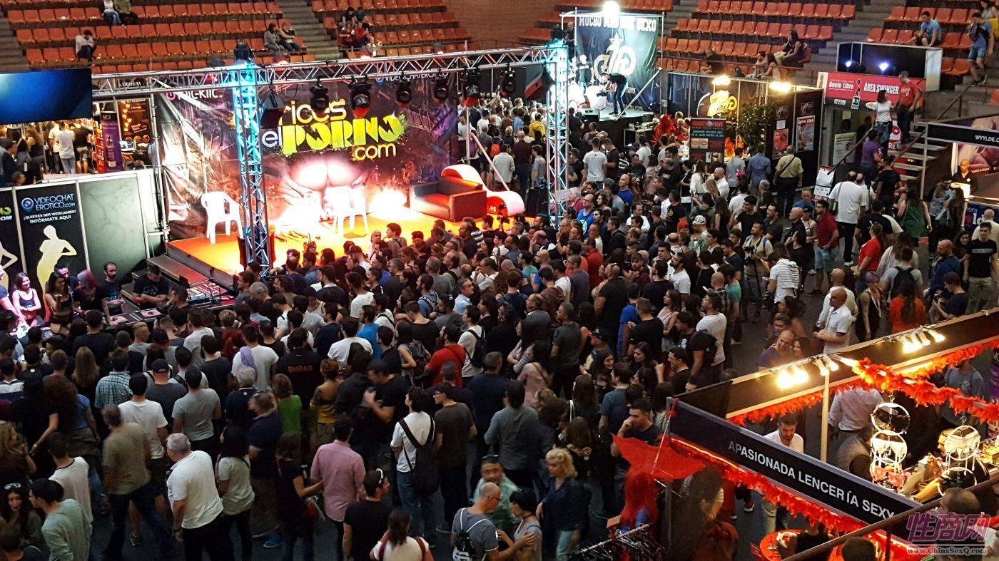 2017西班牙巴塞罗那成人展--展会现场图片4