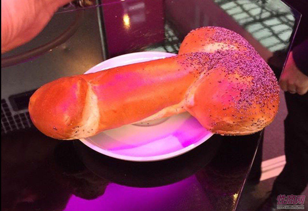 造型这么别致的面包,不忍直视