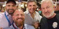 2017德国汉诺威成人展同期举办啤酒节图片10