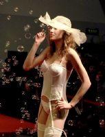 2009上海成人展情趣内衣秀图片8