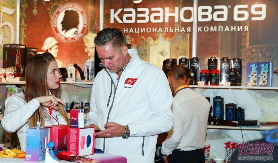俄罗斯情趣用品企业展商