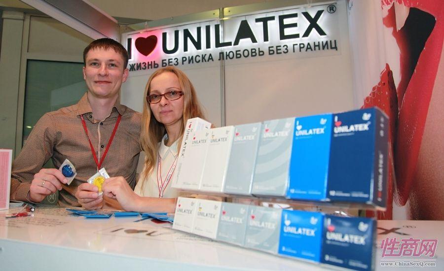 UniLatex安全套展台