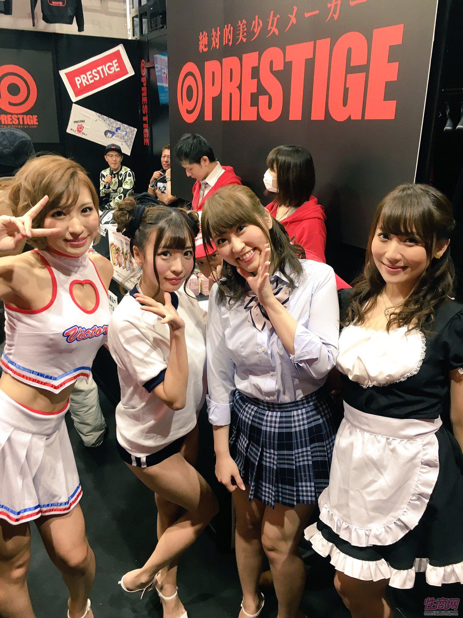 日本成人展汇聚大半个女优圈