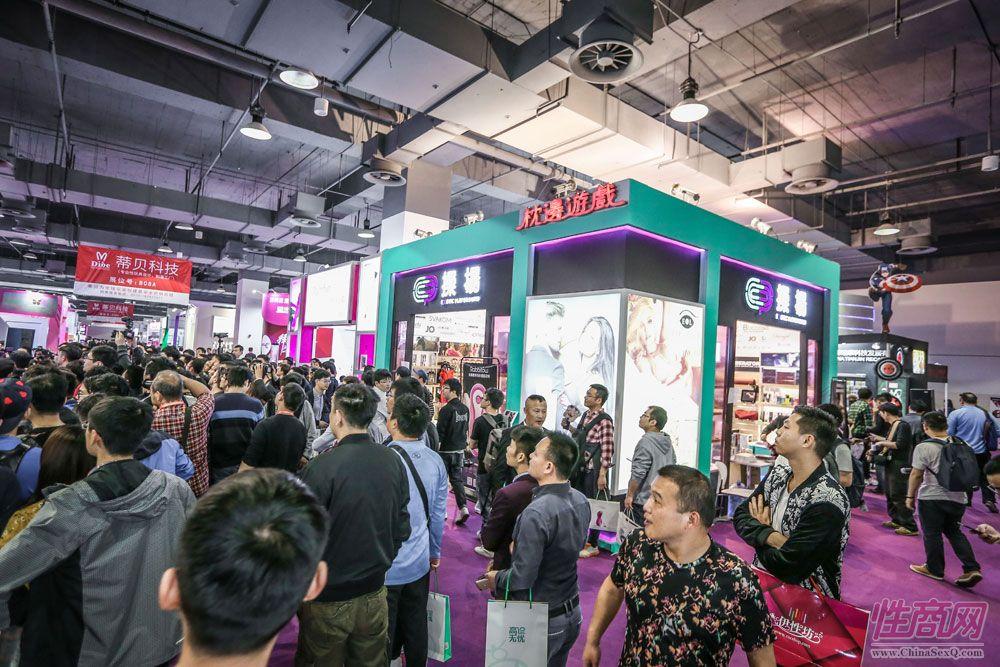 2017年第十四届上海成人展――精彩回顾图片17